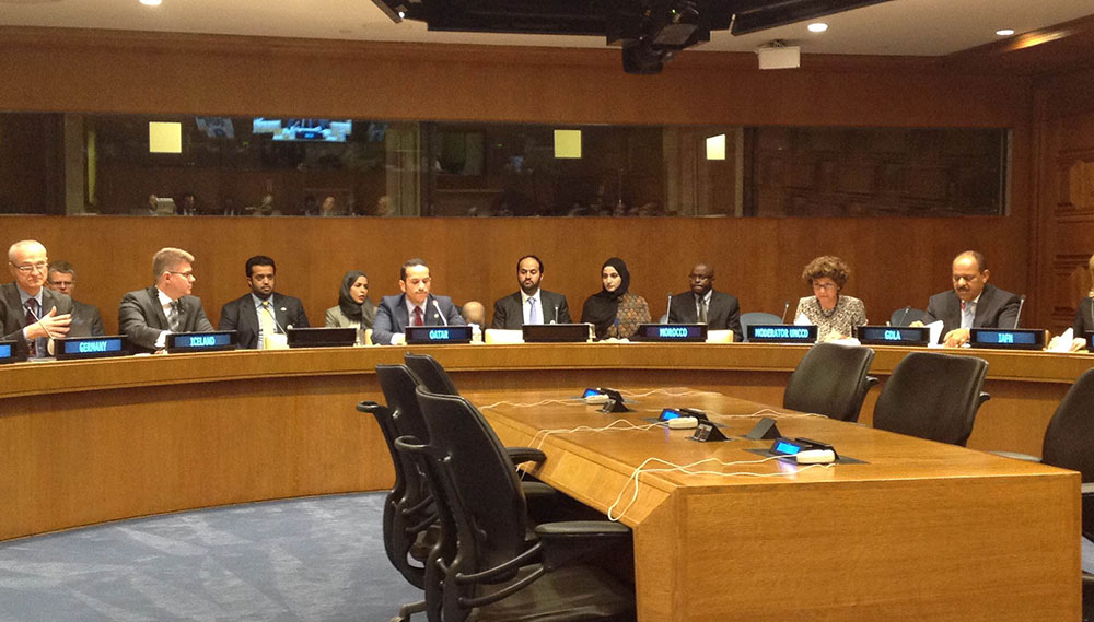 Executive-Director-discussed-the-future-of-GDA-during-a-high-level-side-event-in-New-York