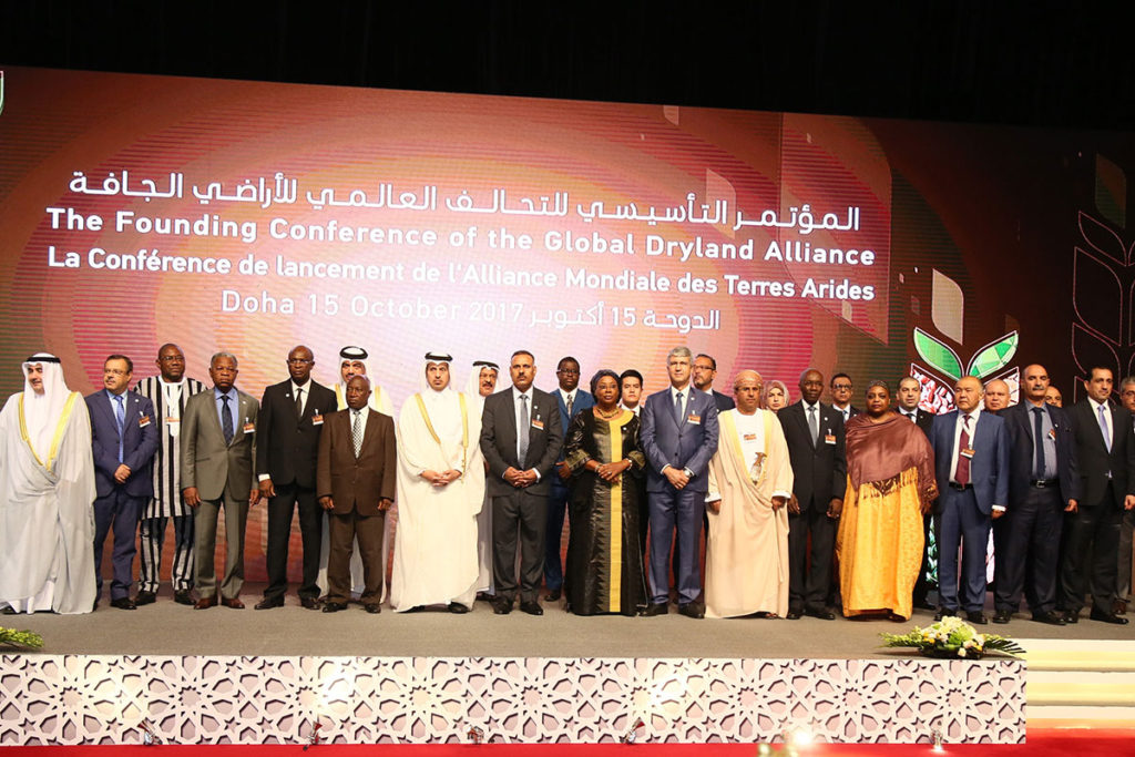 Doha to host the Global Dryland Alliance Founding Conference